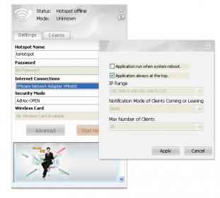 Virtual Hotspot Free Screenshot