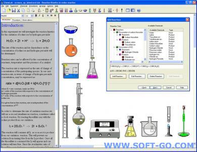 ChemLab Screenshot