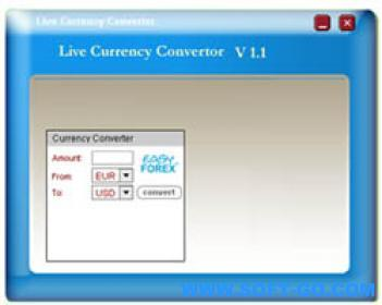 Global view live currency rates