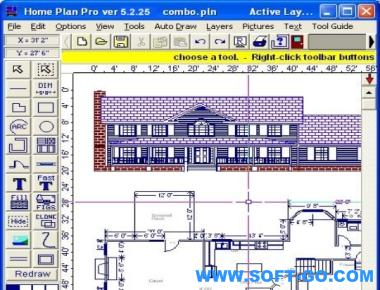 House Design Software Free on Download Free Home Plan Pro  Home Plan Pro 5 2 26 01 Download   Soft