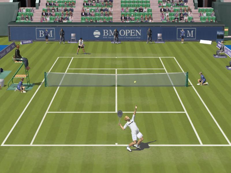 Dream Match Tennis Online download - Play 3D tennis game against ...