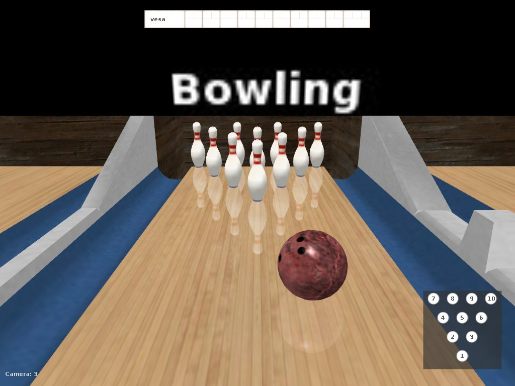 play online bowling games