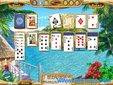Dream Vacation Solitaire (2006)